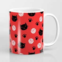 Volley Cats! Coffee Mug