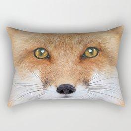Fox Art Rectangular Pillow