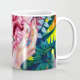 THE HEALER Coffee Mug