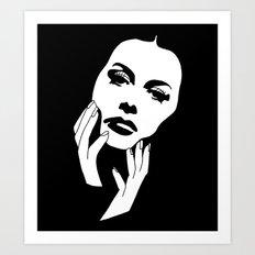 hedy Art Print