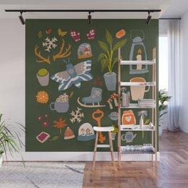 Mixed Bag Flash Sheet Wall Mural