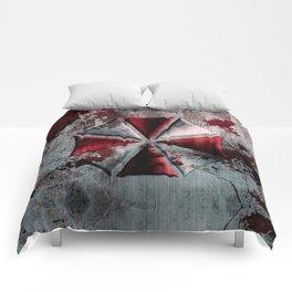 Umbrella with blood Comforters