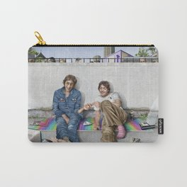 John and Paul get away from it all Carry-All Pouch