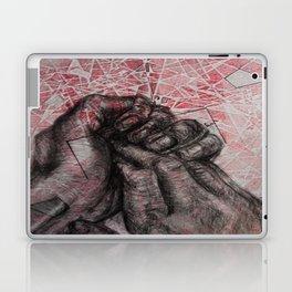 Wringing in my Head Laptop & iPad Skin