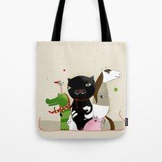United Animals Tote Bag