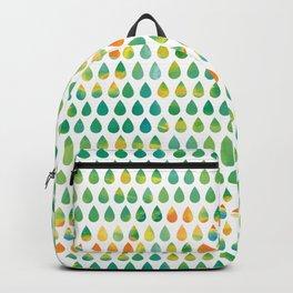 Monsoon Rain Backpack