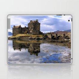Eilean Donan Castle Scotland Laptop & iPad Skin