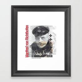 Barón Rojo Framed Art Print