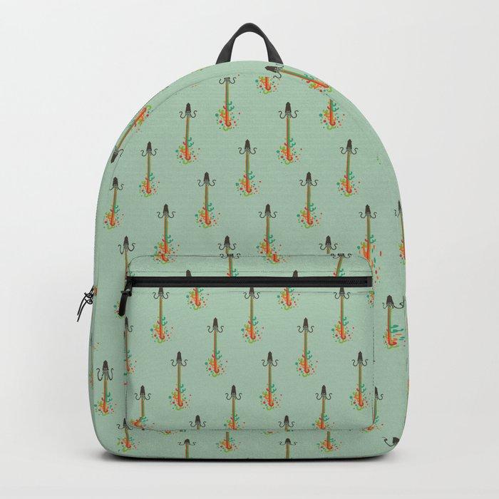Kraken time Backpack