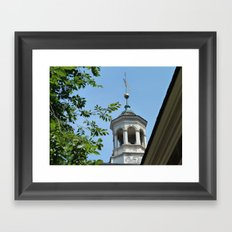 Independence Hall Philadelphia Framed Art Print