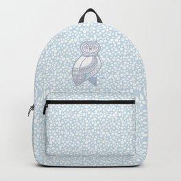 Winter Owl Backpack
