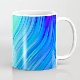 stripes wave pattern 3 s180i Coffee Mug