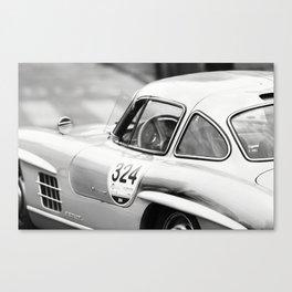 car 324 Canvas Print