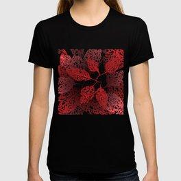 fire autumn T-shirt