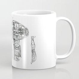 Techno Tarantula Coffee Mug