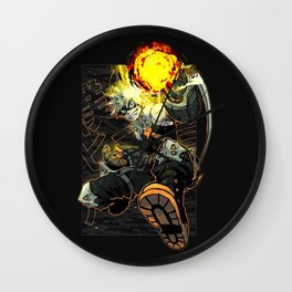 Katsuki Bakugou Great1 Wall Clock