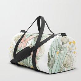 Flora and fauna Duffle Bag