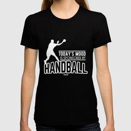 Handball man saying T-shirt