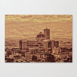Aparecida Canvas Print