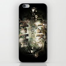 Take Me Home iPhone & iPod Skin
