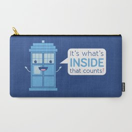 Bigger on the Inside Carry-All Pouch