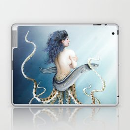 Sea Sisters - Callisto Laptop & iPad Skin