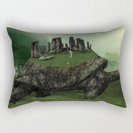 Druid Golf Rectangular Pillow