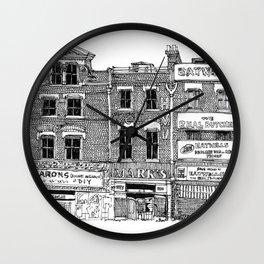 New Cross, London Wall Clock