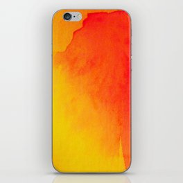 Summer Heat  iPhone Skin