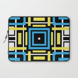 geometric art 2 Laptop Sleeve