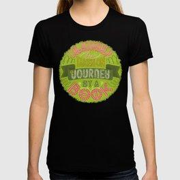 Journey inside a book T-shirt
