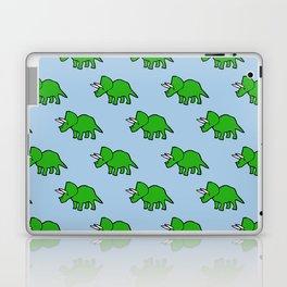 Cute Triceratops pattern Laptop & iPad Skin