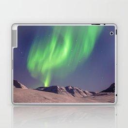 The Northern Lights (Aurora Borealis) Laptop & iPad Skin