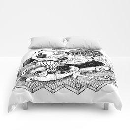 Gasfiter Galaz! Comforters