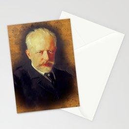 Pyotr Ilyich Tchaikovsky, Music Legend Stationery Cards