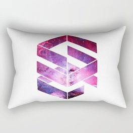 Abstract Space - version 1 Rectangular Pillow