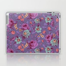 Hopeless Romantic - lavender version Laptop & iPad Skin