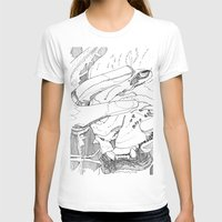 introvert T-shirts featuring Wild Introvert by BERLIN_D_P