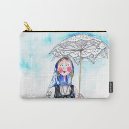 MARIA FROM DOURO-PORTUGAL Carry-All Pouch
