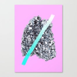 OSMIUM Canvas Print
