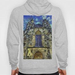St Stephens Cathedral Vienna Van Goth Hoody