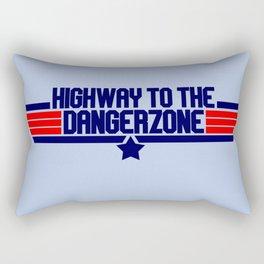 Highway Rectangular Pillow