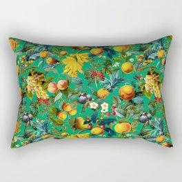 Fruit Pattern Rectangular Pillow
