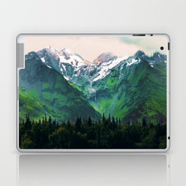 Escaping from woodland heights IV Laptop & iPad Skin