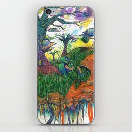 old growth iPhone Skin