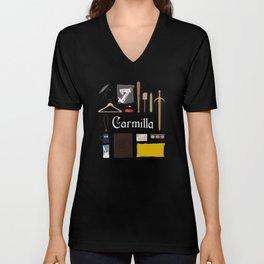 Carmilla Items Unisex V-Neck