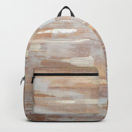 Rose Gold Backpack
