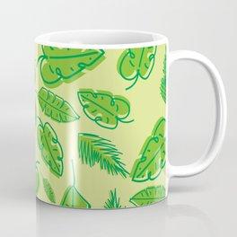 Tropical bandwagon Coffee Mug
