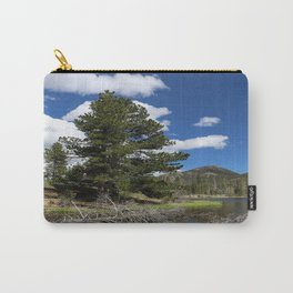A Rocky Mountian Morning Carry-All Pouch