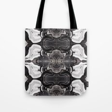 Agate Knocked Down Tote Bag